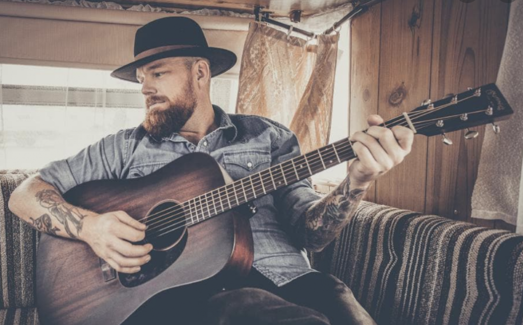 Christian Country Musician Andrew Swift