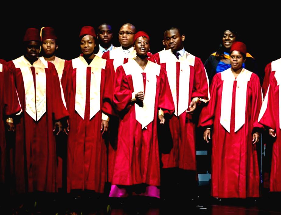 gospel musicians