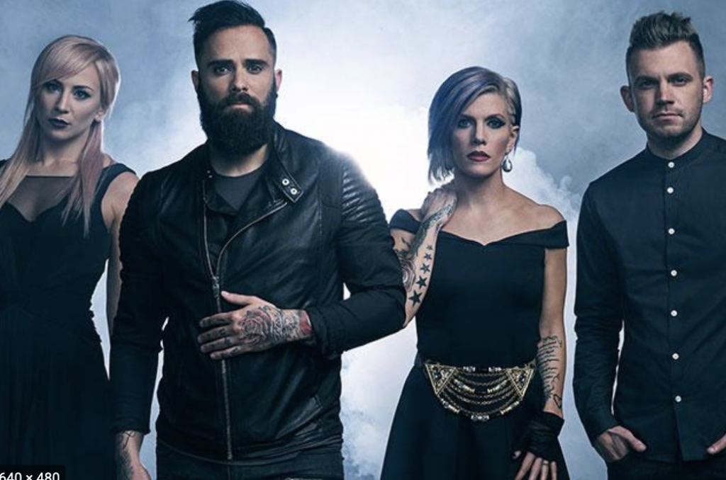 Skillet is a christian rock band