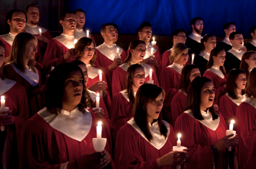 Find christian christmas singers, choirs and bands here