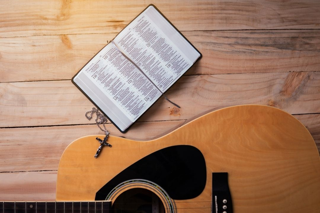 The Names of Christian songs