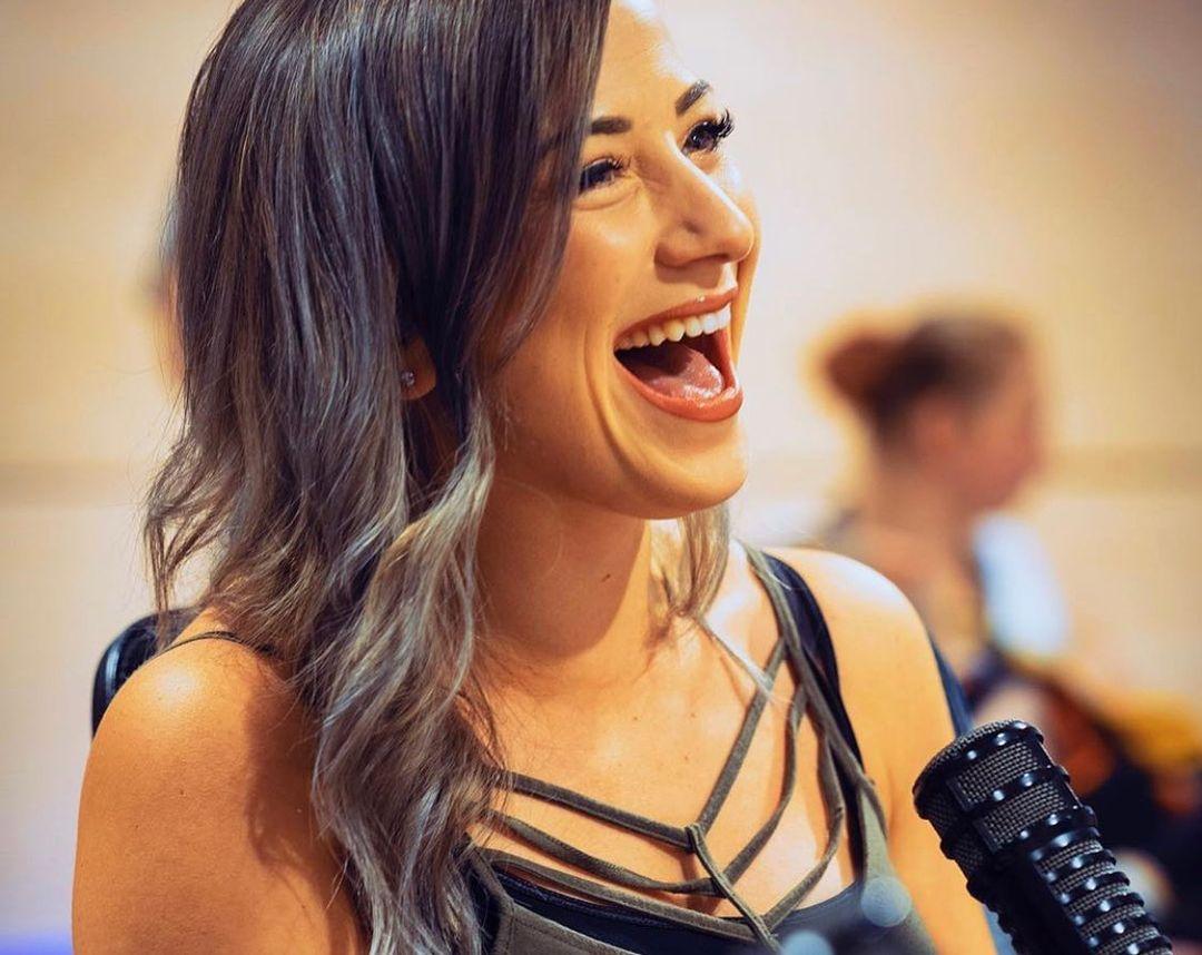 The best Female Christian singers Jen Ledger