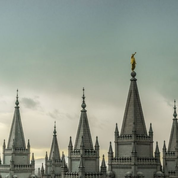 The famous Mormon Christian artists