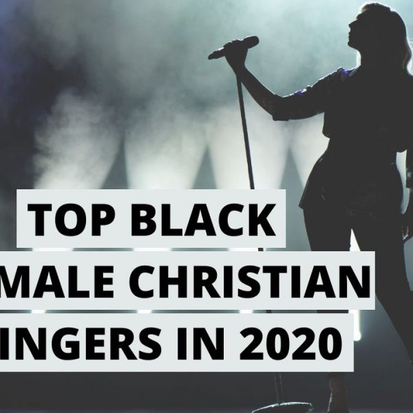 top black female Christian singers in 2020